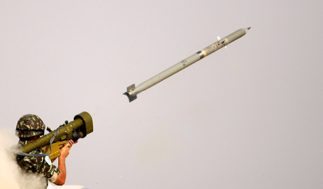 German spies warn Isis has anti-aircraft weapons