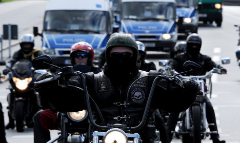 Organized crime on the rise in Germany