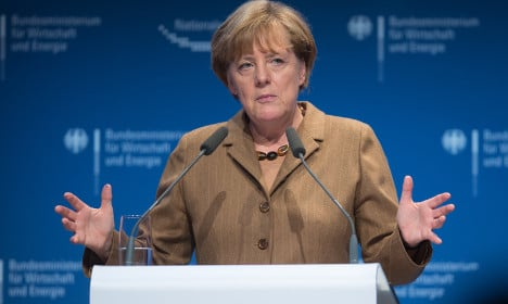 Clueless Merkel forgets the F-word