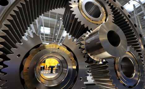 Industrial output collapse blamed on holidays