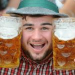 When you have 6.3 million visitors, you can expect to serve a lot of beer. This year, 6.5 million one-litre Mass beers were poured and mostly consumed. Photo: DPA