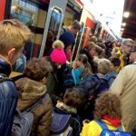 Munich commuters found some train lines delayed and others cancelled all together on the way into school and work on Wednesday.Photo: DPA