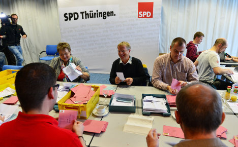 Path clear for first far-left leader since 1990