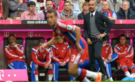 Bayern eager to extend Guardiola deal