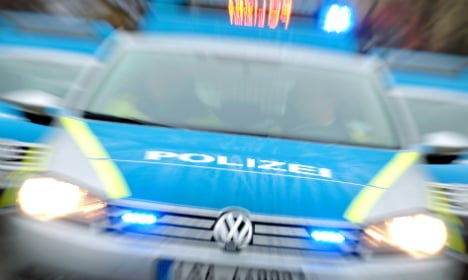 High speed chase causes €10,000 in damages