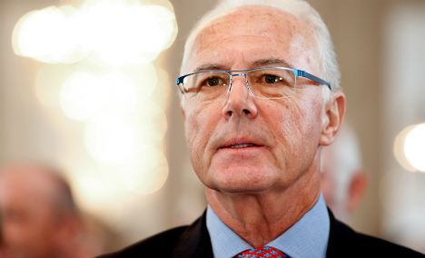 Beckenbauer targeted in Fifa ethics inquiry