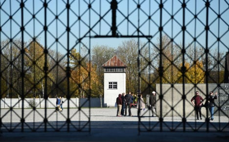 Police have first Dachau gate theft leads