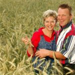 Who doesn't love a good love story? The Germans sure do, especially when it forces country and city to collide in <i>Bauer Sucht Frau</i>, based on the British series <i>Farmer wants a Wife</i> (thanks, Britain). Love in the tractor cabin and there's always a future mother-in-law in the wings to bring the drama. Photo: Photo: DPA