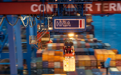 Germany breaks its own export record
