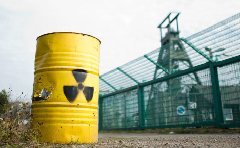 Government doubles nuclear waste count