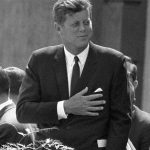 """""""Since it represents a resounding confession of failure and of political weakness, this brutal border closing evidently represents a basic Soviet decision which only war could reverse."""" - US President John F. Kennedy in a letter to Willy Brandt on August 18, 1961.Photo: DPA"""