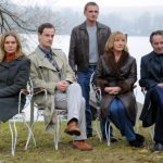 And now for programming we can actually recommend. <i>Weissensee</i> follows two families in 1980s East Berlin. Well produced, well acted and well written, this is a programme worth logging some couch time with network ARD for.Photo: Photo: DPA