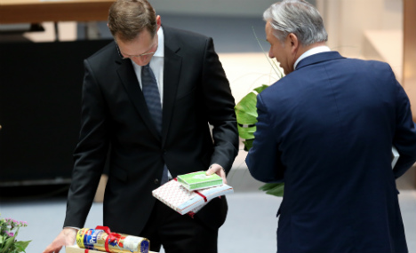 'And that's a good thing': goodbye Wowereit!
