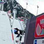 Too much snow for Ski Jumping