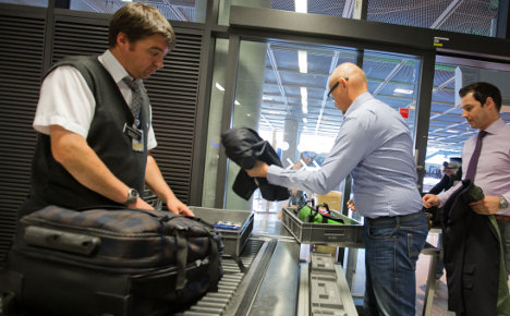 Security tests find holes at Frankfurt airport