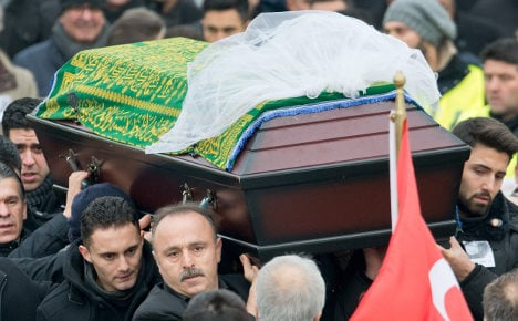 Swift justice promised as Tugce buried