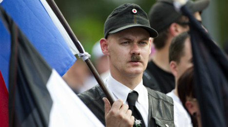 Police see rise in far right extremism: report