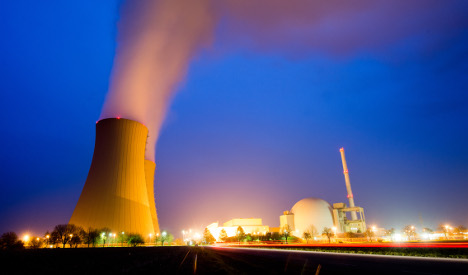German consumers still hot for nuclear power