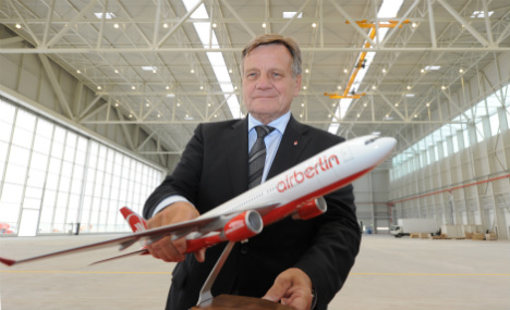BER airport chief to step down in 2015