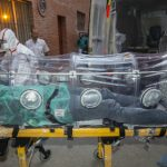 """The <a href=""""http://www.thelocal.de/page/view/search?q=ebola"""">deadly virus</a> never reached Germany - at least not yet - but that didn't stop Germans taking it to the number 10 spot.Photo: DPA"""