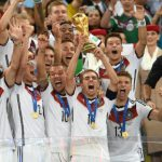 """It's fair to say most Germans know the result by now*, but that doesn't stop <a href=""""http://www.thelocal.de/page/view/search?q=world+cup"""">World Cup</a> being their most Googled term of 2014. (*They won.) Photo: DPA"""