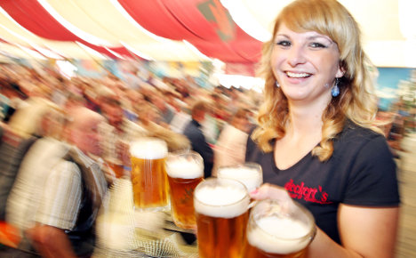 Germans rediscover love affair with beer
