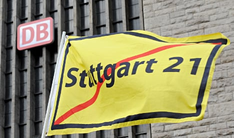 Worries over rising costs at Stuttgart project