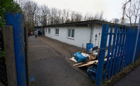 Town to house refugees in concentration camp