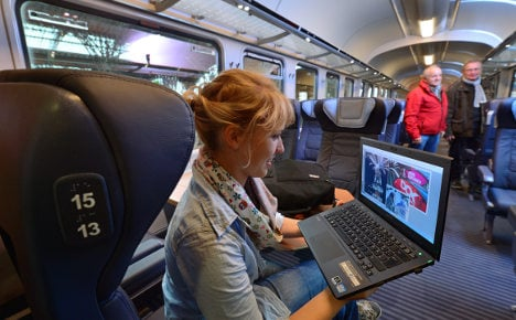 Add free Wi-Fi in trains and S-Bahn: minister
