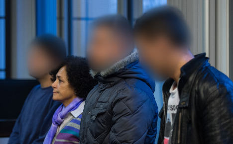 Palestinians admit attack on Wuppertal synagogue