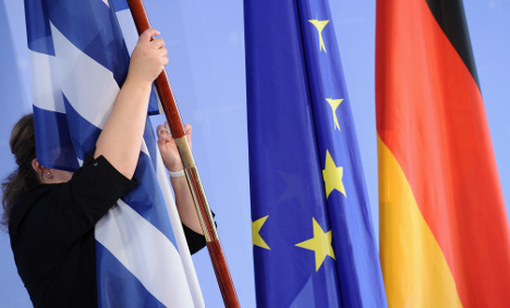 Germany tells Greece 'we can't be blackmailed'
