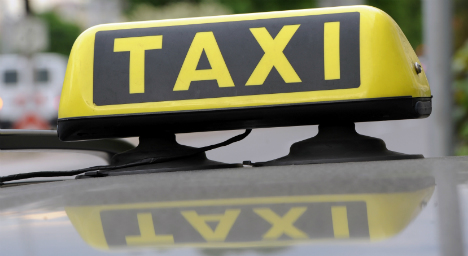 Finally! Berlin taxis to take plastic