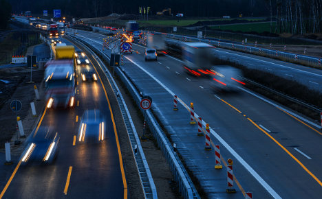Self-driving cars to hit German Autobahn