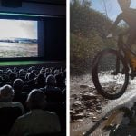 <b>Free time, culture and entertainment:</b> Whether you're mountain biking or lounging in the cinema, it all counts towards the average €245 - 10.6 percent of the budget - Germans spend in this category.Photo: DPA