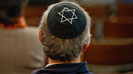 Fearlessly Jewish on the streets of Munich