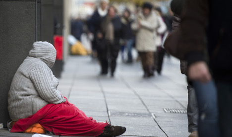 Charity finds most Germans ever in poverty