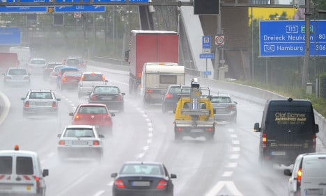 Germans tail(gate) Swedes as best drivers
