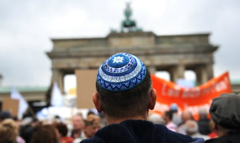 Anti-Semitism group without Jews sparks row