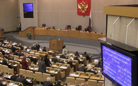 Russia mulls new WWII reparations claim