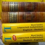 """<b>You probably already know some German:</b> """"The English language was carefully, carefully cobbled together by three blind dudes and a German dictionary,"""" wrote cartoonist Dave Kellett. Photo: DPA"""