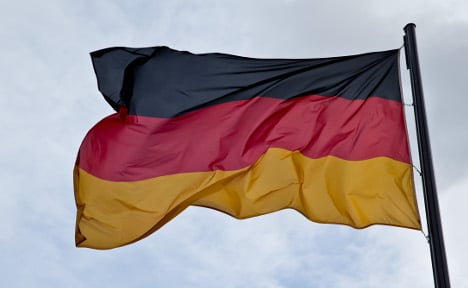 Schwarz-Rot-Gold: A nation's history in colour