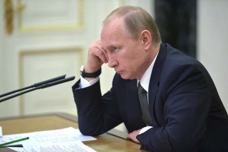 Just one in seven Germans trusts Russia
