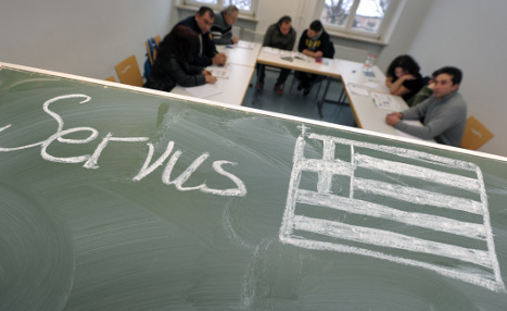 Number of foreigners in Germany hits record high