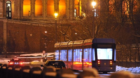 Munich's new tram bell upsets traditionalists