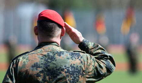 German troops slated for Lithuania exercises