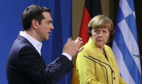 Greece wants to burst Euro stereotypes