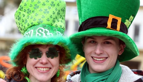 Berlin braces for Paddy's Day invasion