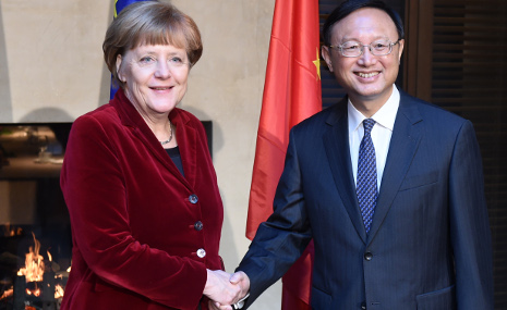 Merkel to open major IT fair with China