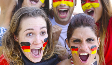 Younger Germans happier than older ones