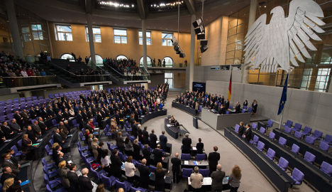 New minute of silence for Germanwings victims